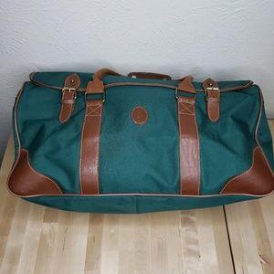 Vintage Polo Ralph Lauren Duffle Travel Bag
